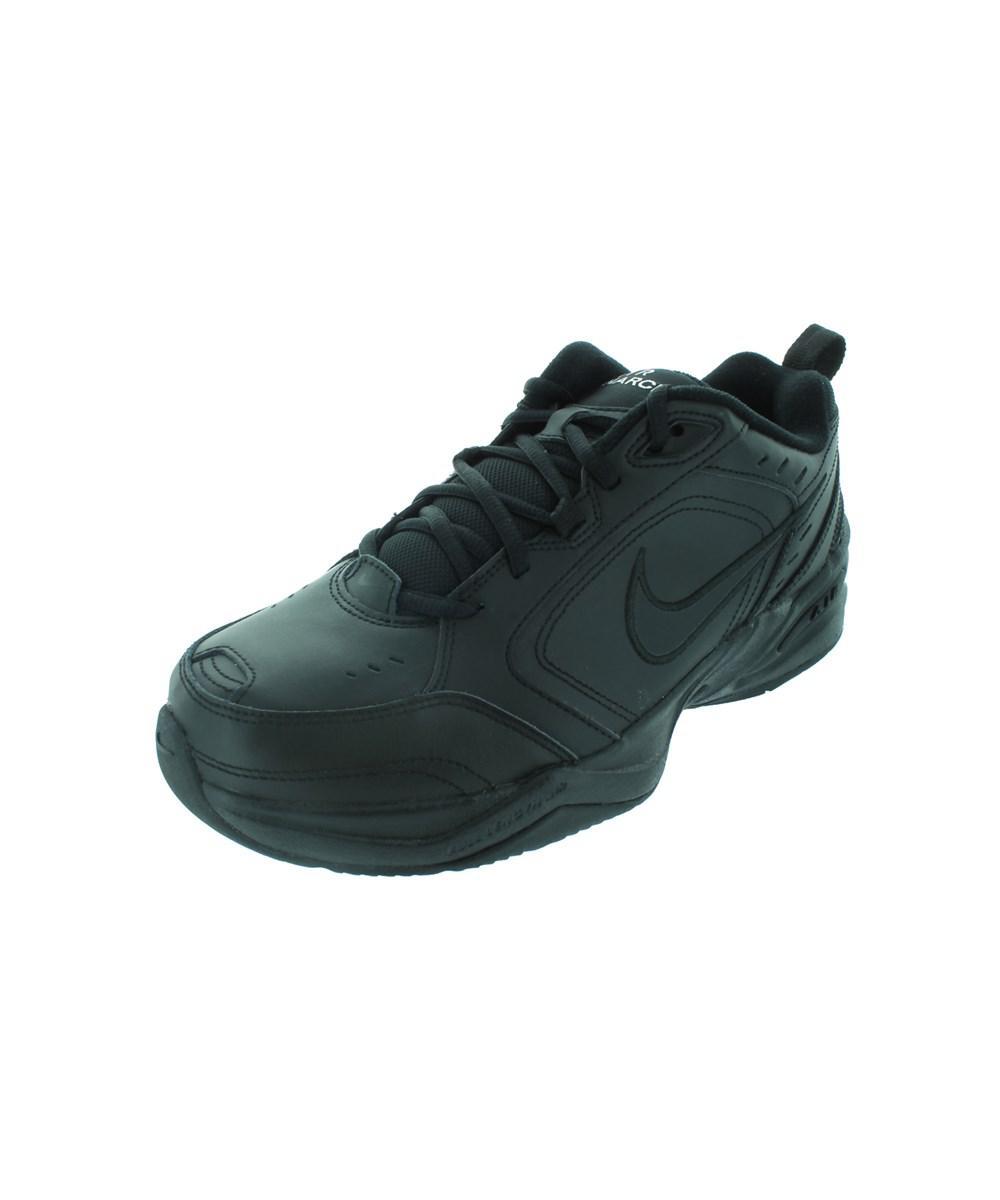 67b37f4d67e283 Lyst - Nike Air Monarch Iv (4e) Training Shoes in Black for Men