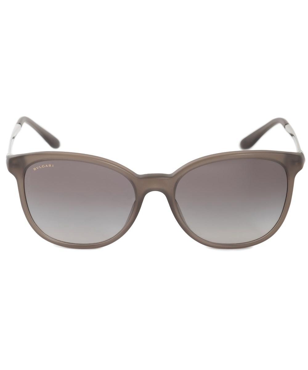 3552fbdeb05 Lyst - Bvlgari Round Sunglasses Bv8160b 526211 54
