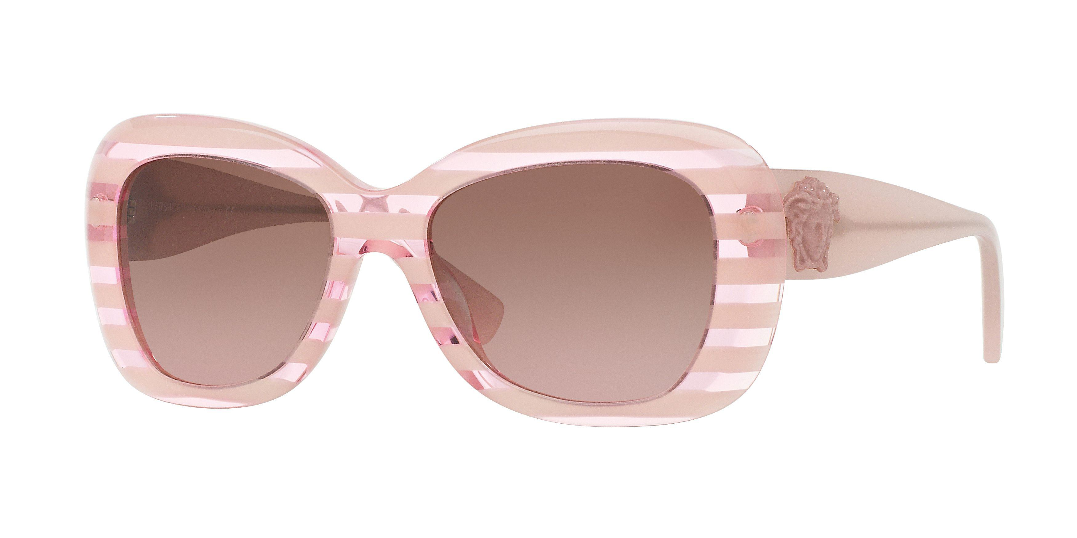 d2c3a249654 Lyst - Versace Ve4317 Sunglasses in Pink