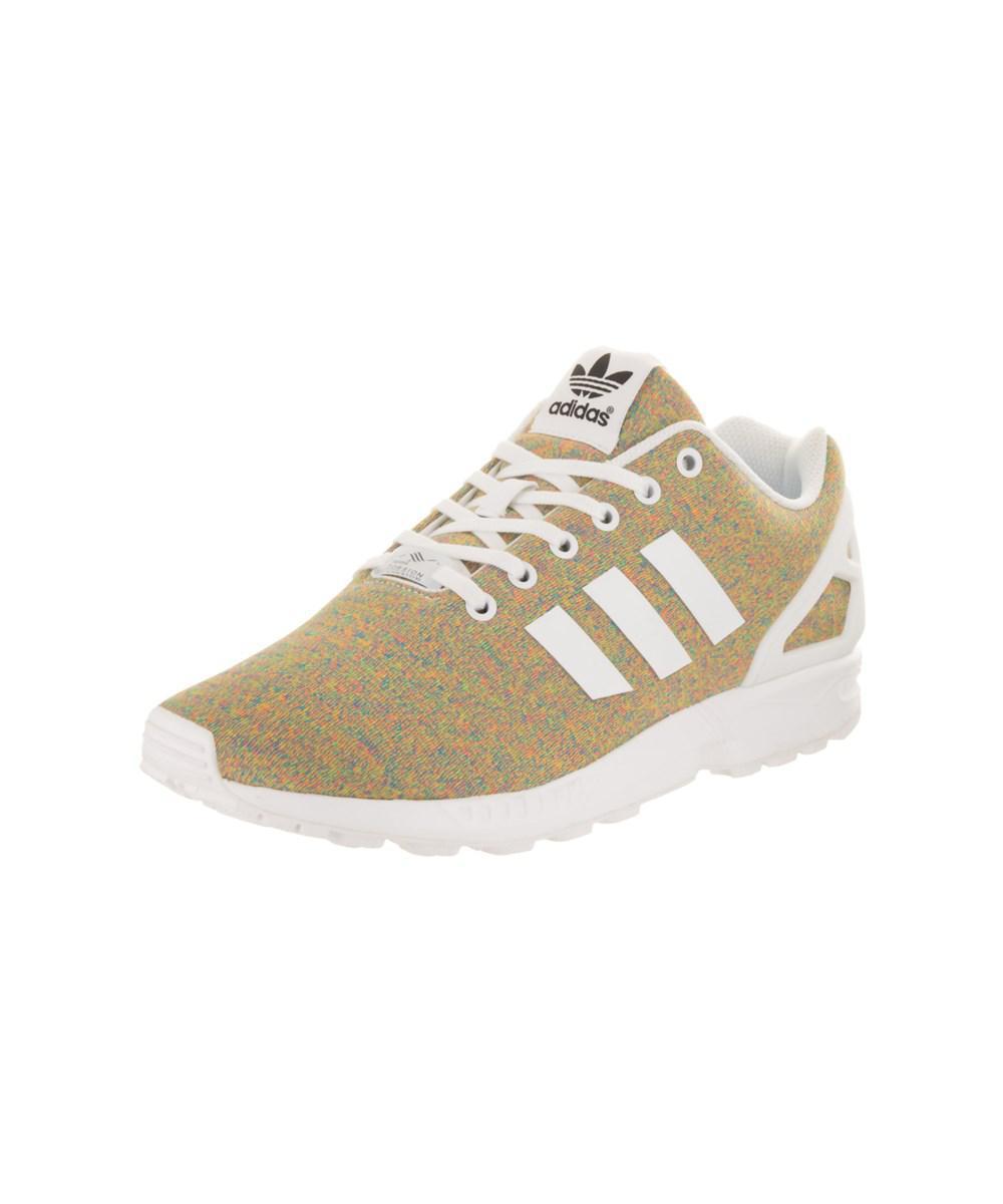 9cd3e309a1f9 Lyst - Adidas Men s Zx Flux Originals Running Shoe for Men