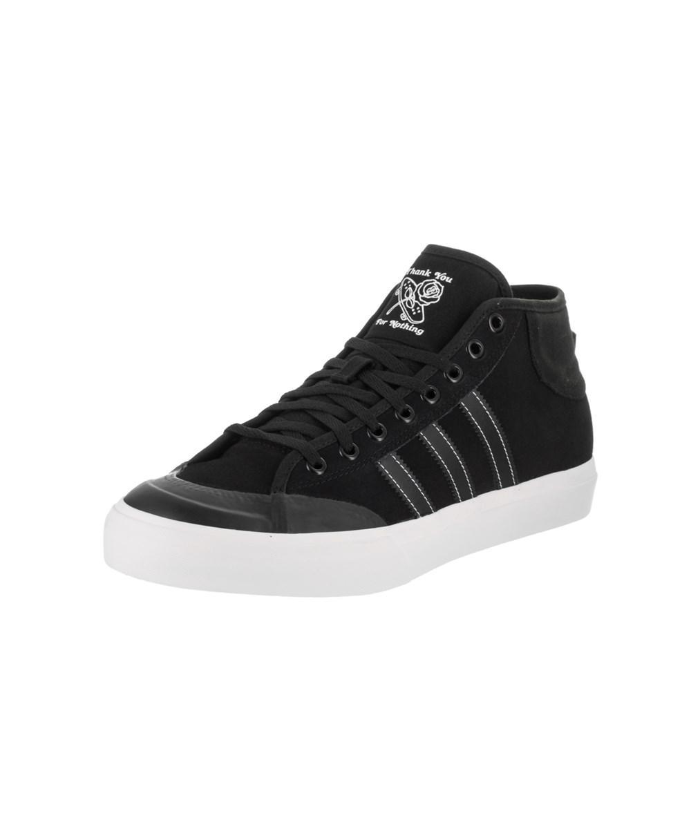 pretty nice accda b646d lyst adidas matchcourt metà uomini pattinare per scarpa in nero per  pattinare gli uomini. ...