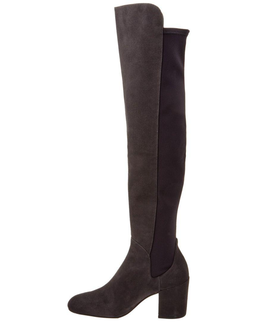cheap for discount d0c29 11c63 stuart-weitzman-Grey-Halftime-Suede-Boot.jpeg