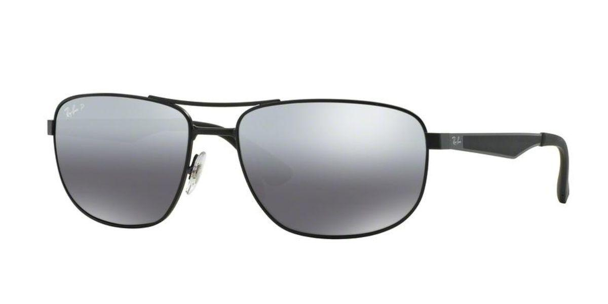 6609cf783d3 Lyst - Ray-Ban Rb3528 006 82 61mm Sunglasses for Men