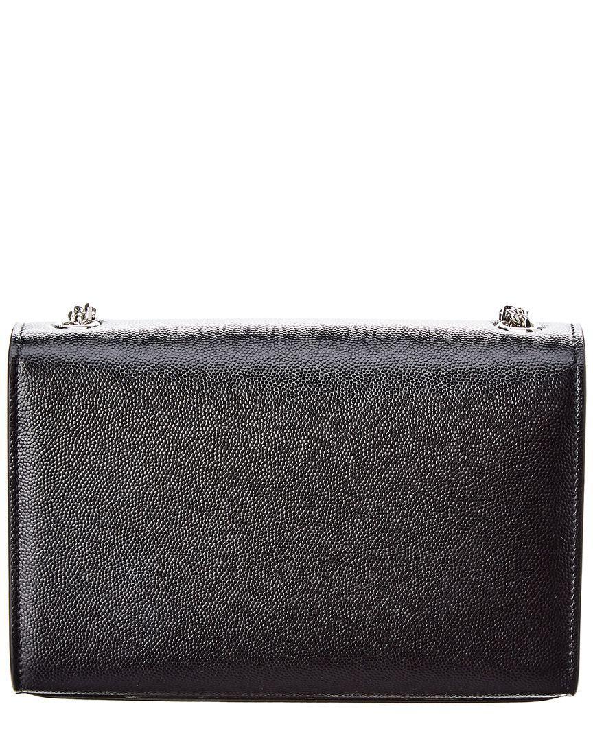 Lyst - Saint Laurent Small Kate Leather Shoulder Bag 9fd5e64b74f