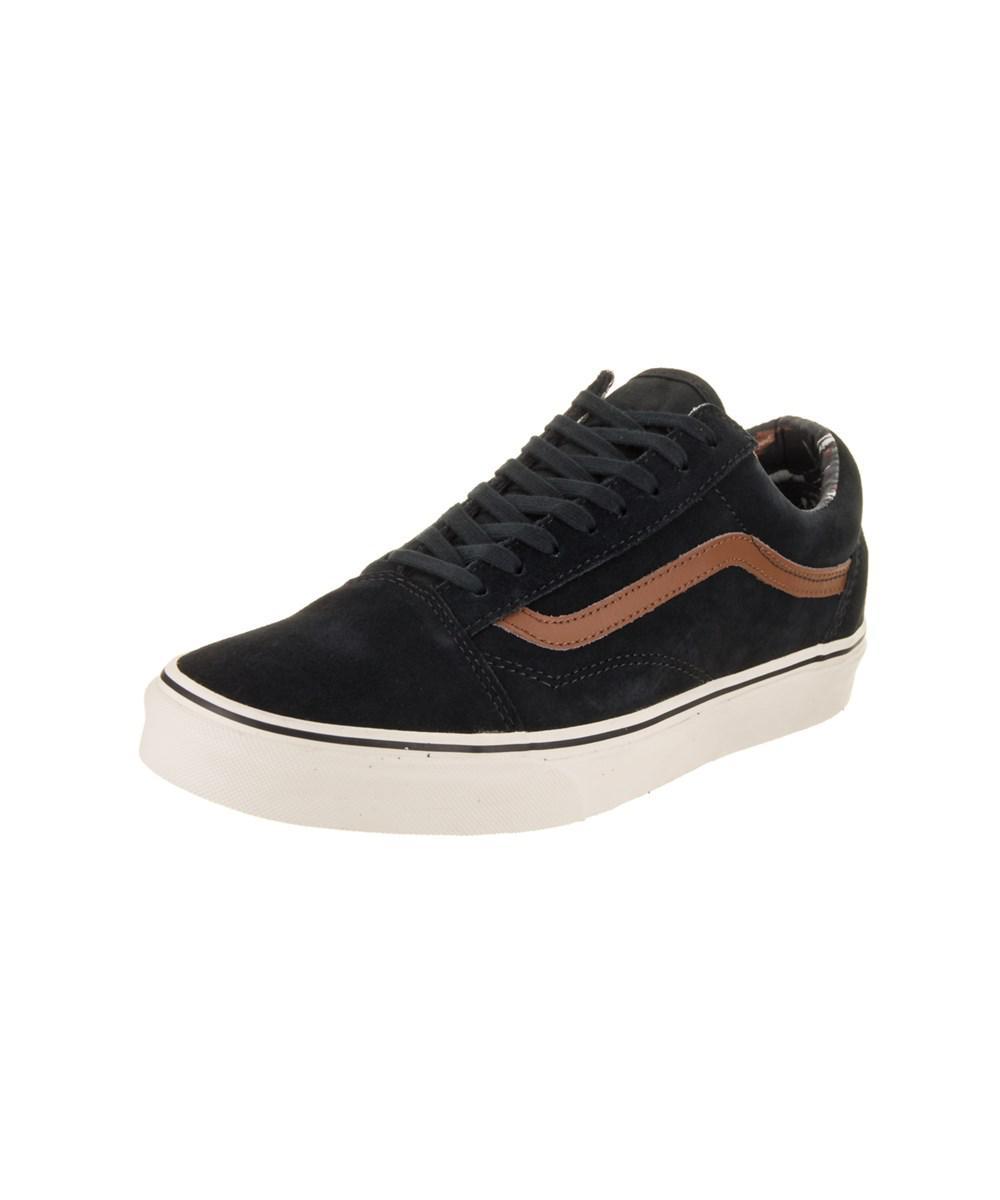 3342c41057 Lyst - Vans Unisex Old Skool (desert Tribe) Skate Shoe in Black for Men