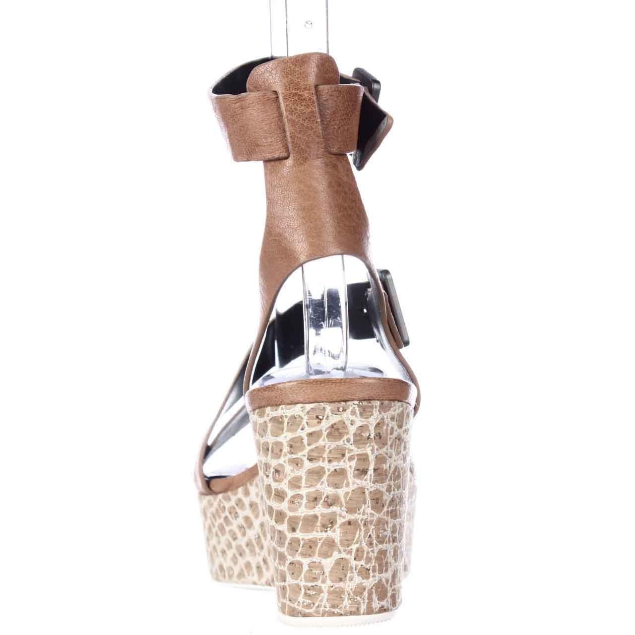 585ad97df69 Tahari - Multicolor Elie Mustique Strappy Platform Sandals