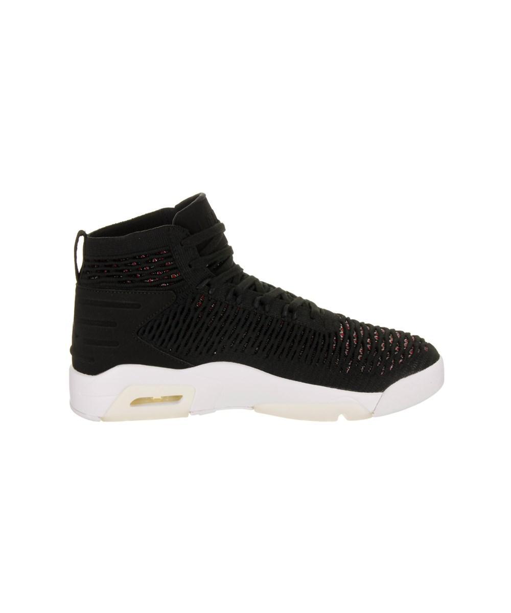 Lyst - Nike Nike Men s Flyknit Elevation 23 Basketball Shoe in Black for Men cd6d071c7