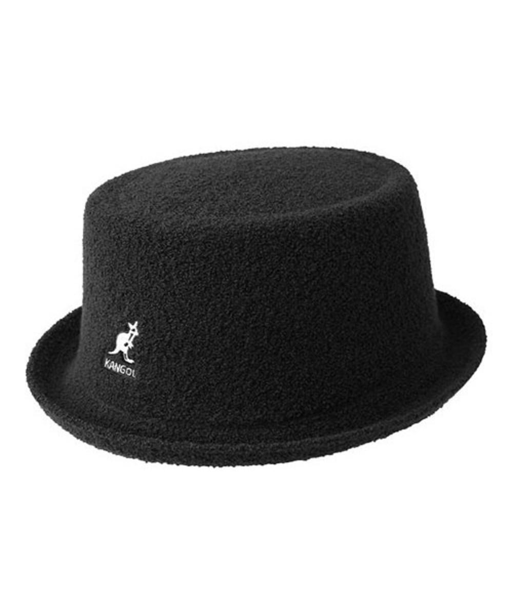 Lyst - Kangol Unisex Bermuda Mowbray in Black for Men b13d961e27f
