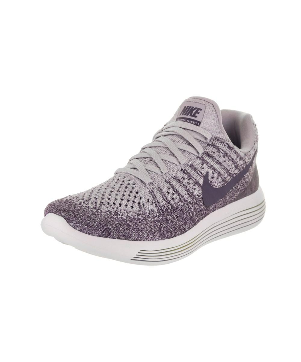 faa6b37d2f75 Lyst - Nike Women s Lunarepic Low Flyknit 2 Running Shoe in Purple ...