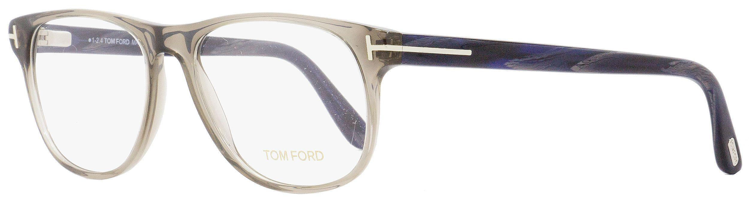 eac0fd4f16 Tom Ford - Multicolor Oval Eyeglasses Tf5362 020 Opal Gray blue Horn 55mm  Ft5362 for. View fullscreen