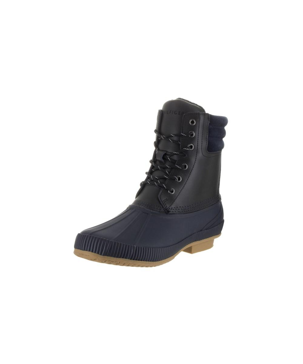 331a7ae77b8dc Lyst - Tommy Hilfiger Men s Claymont Boot in Black for Men
