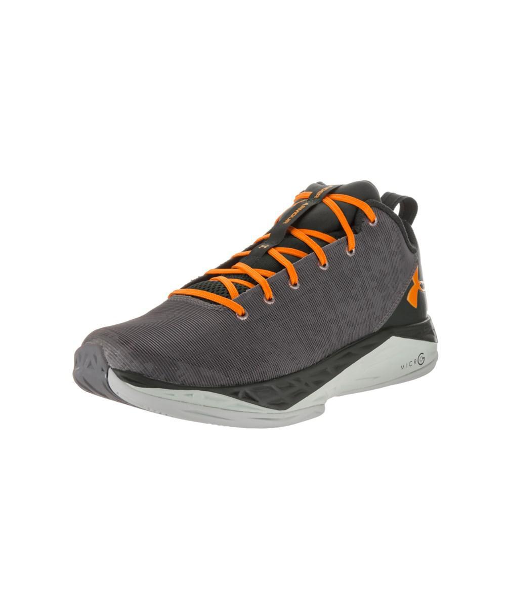 d40371c54d0 Lyst - Under Armour Men s Fire Shot Low Basketball Shoe for Men