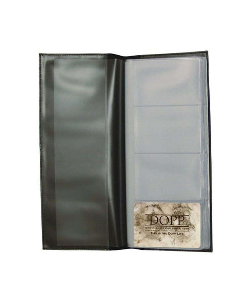 Lyst - Dopp Men\'s Business Card Holder in Black for Men