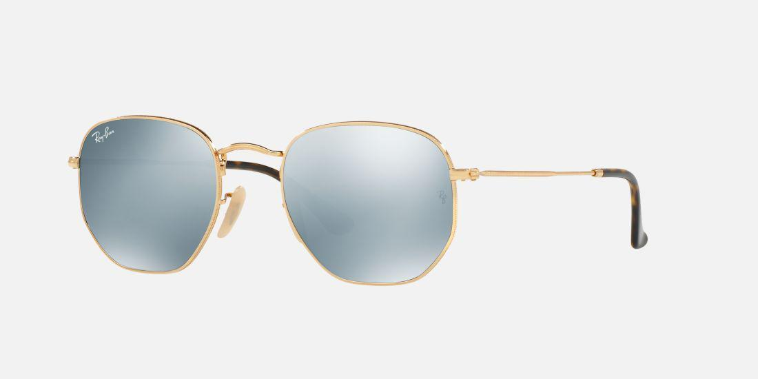 b80936948d Lyst - Ray-Ban Rb3548n Sunglasses in Metallic for Men