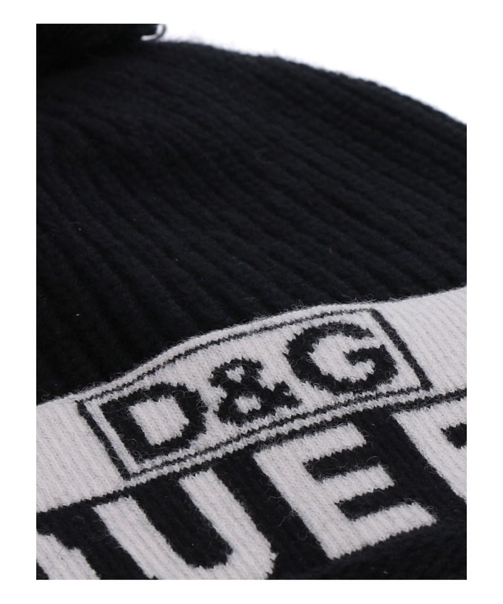683e4068b6240 Lyst - Dolce   Gabbana Dolce E Gabbana Women s Blue Wool Hat in Blue
