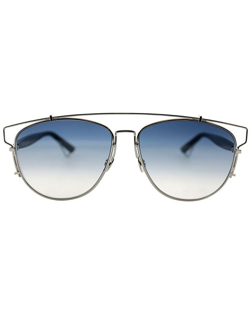 f6b71594319 Lyst - Dior Unisex Technologic 84j 843 57mm Sunglasses in Gray