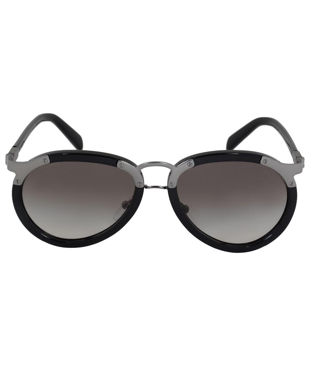 43be8d35382 Lyst - Prada Redux Pilot Sunglasses Pr01ts 1ab0a7 56