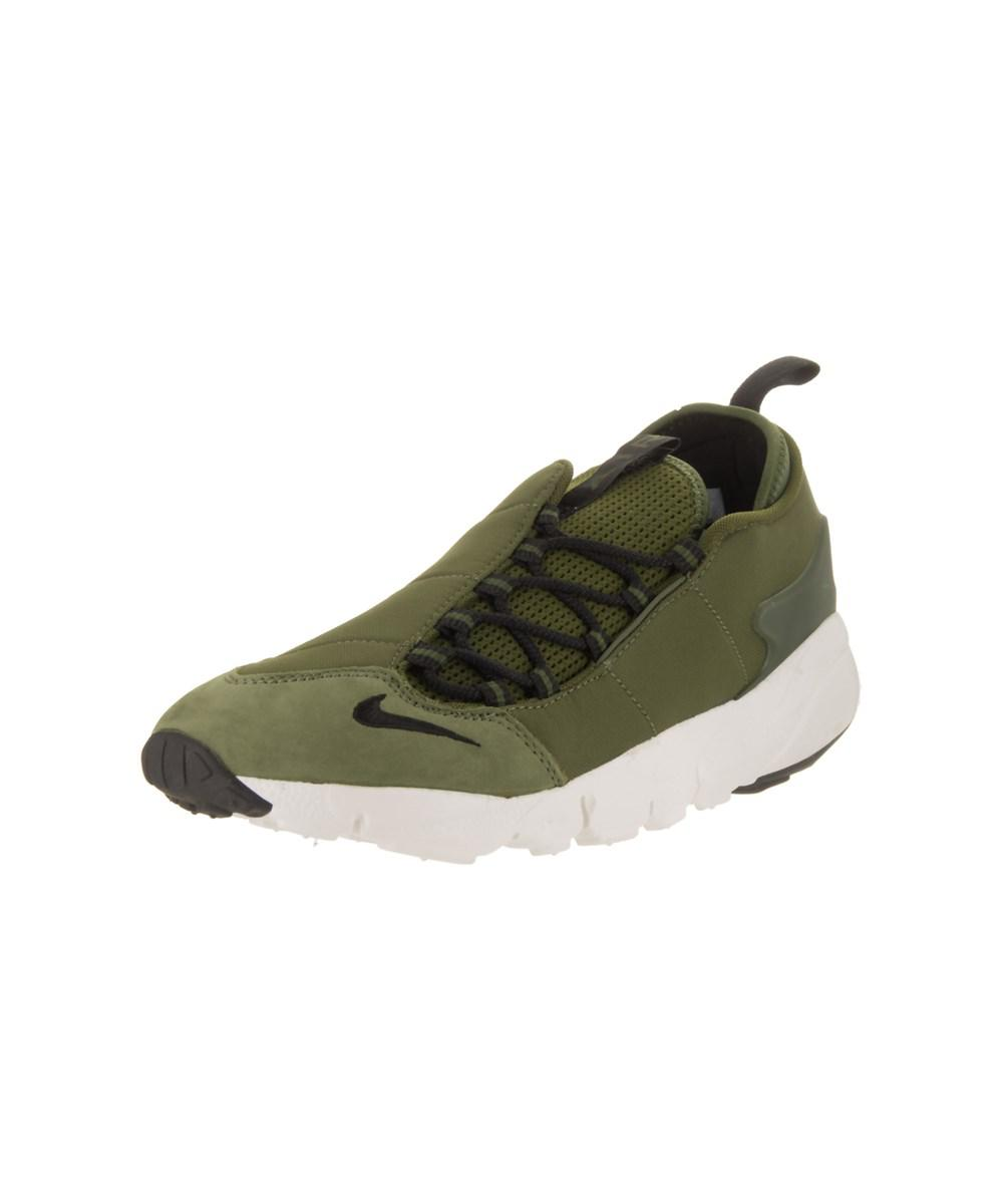 9bd1699d6b58 Lyst - Nike Men s Air Footscape Nm Training Shoe in Green for Men