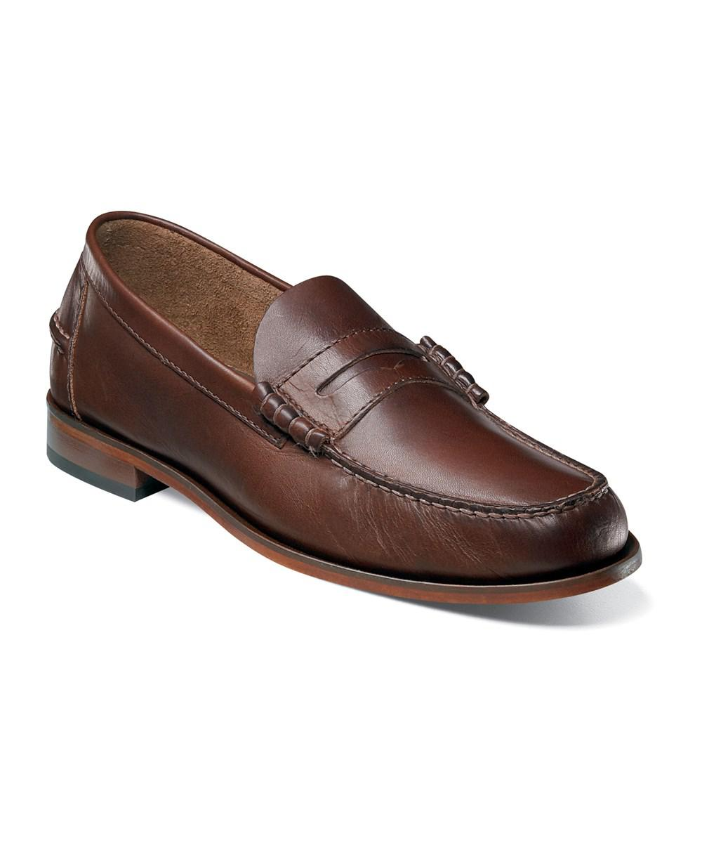 1a3abf908e5 Lyst - Florsheim Men s Berkley Moc Toe Penny Loafer 17058-215 Brown ...