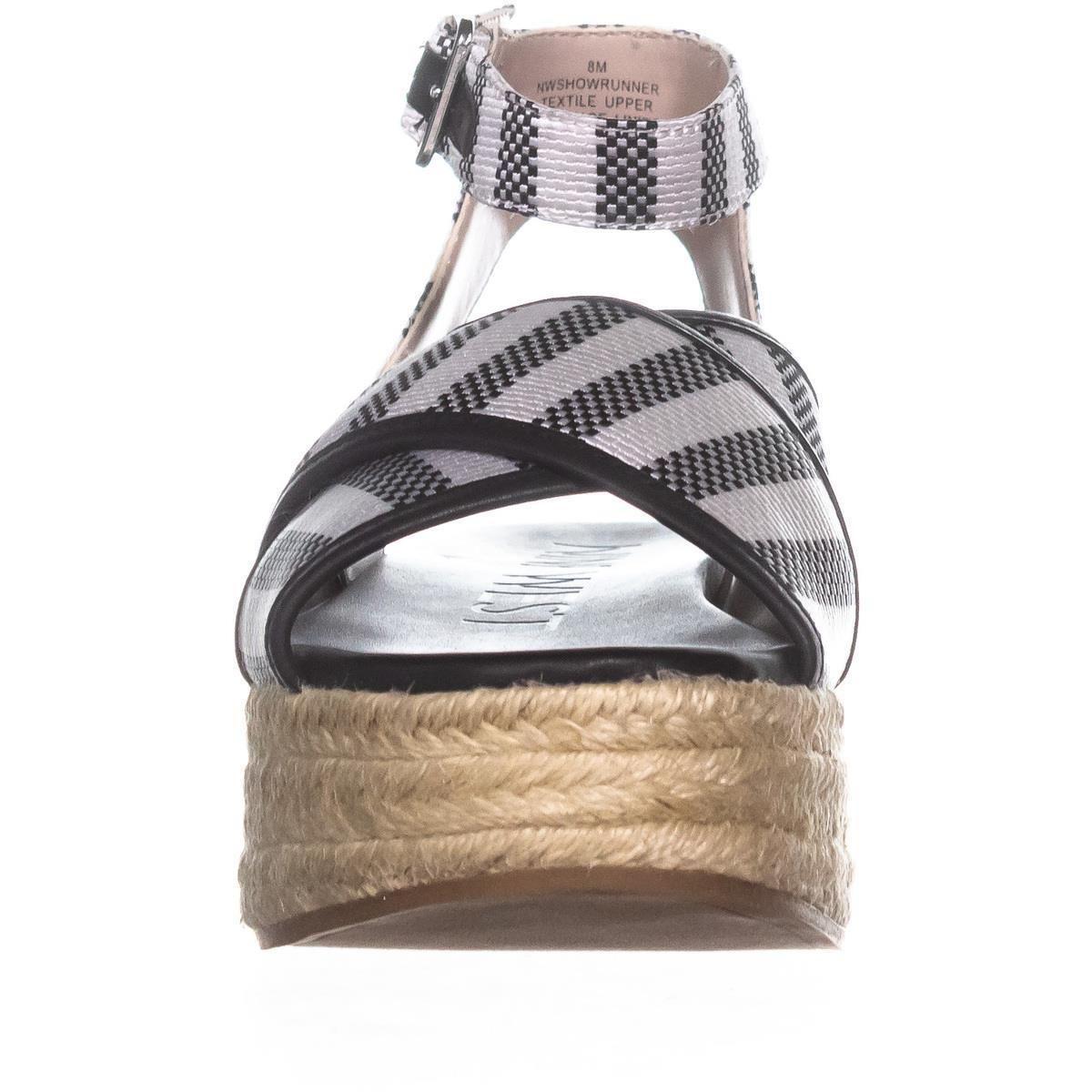 219066f27ad7 Nine West - Multicolor Showrunner Ankle Strap Sandals