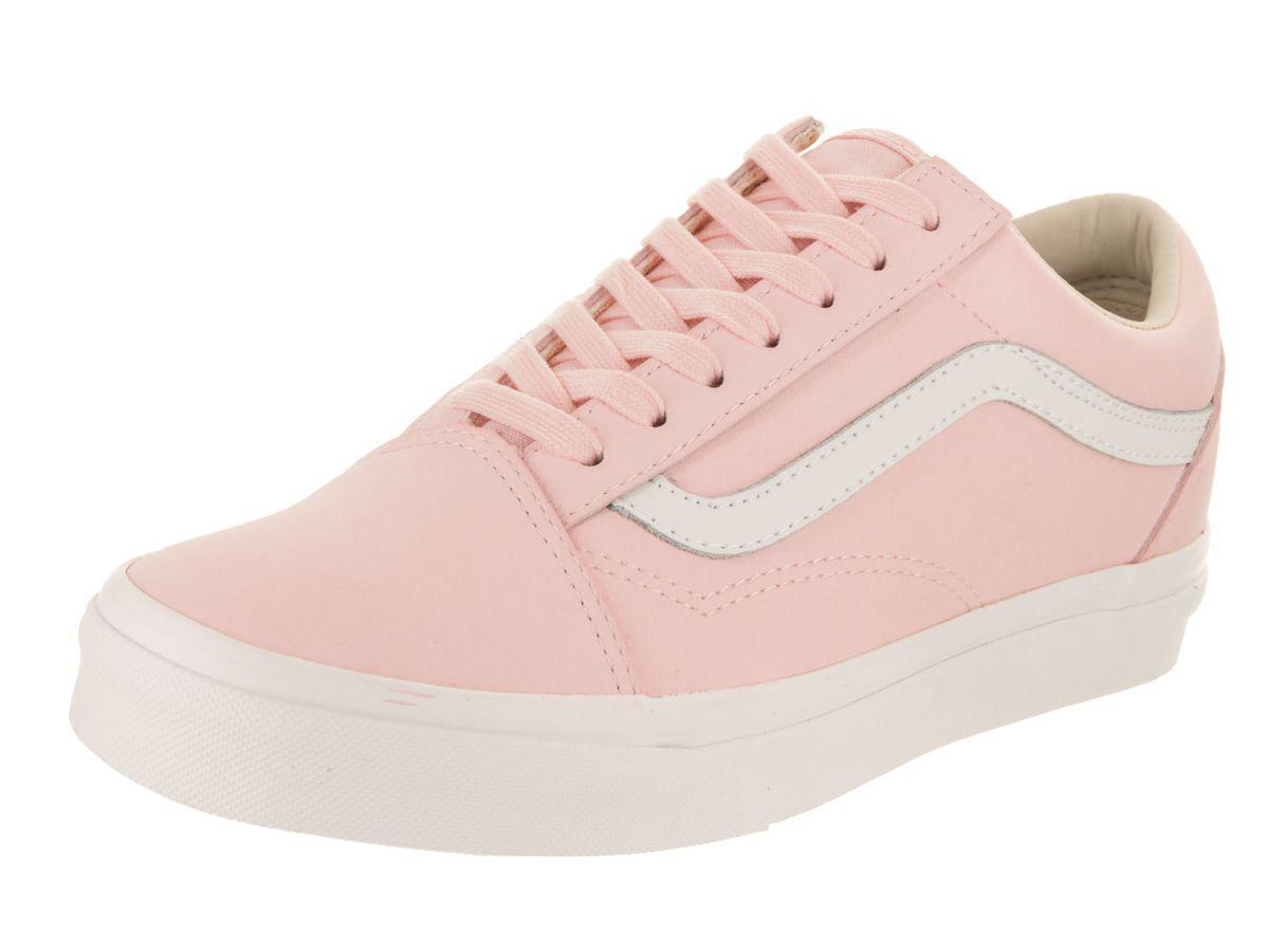 4b7626b386ac Lyst - Vans Unisex Old Skool (buck) Skate Shoe in Pink for Men