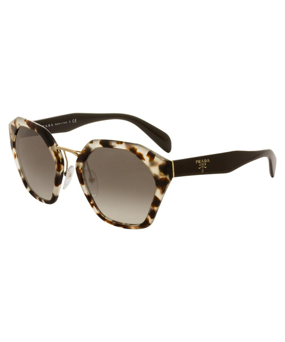cd46575217ee2 Prada - Multicolor Women s Pr 04ts 55mm Sunglasses - Lyst. View fullscreen