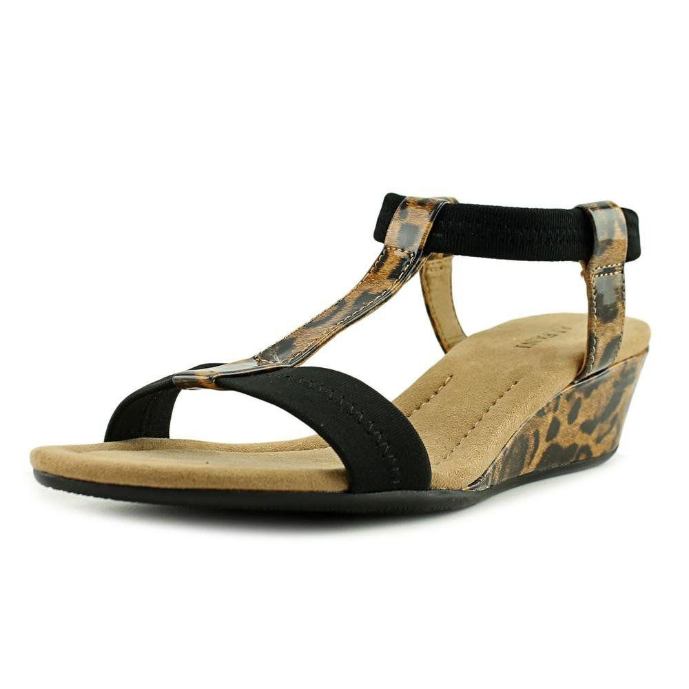 d54f52f50d2 Lyst - Alfani Womens Voyagenw Open Toe Casual Ankle Strap Sandals in ...