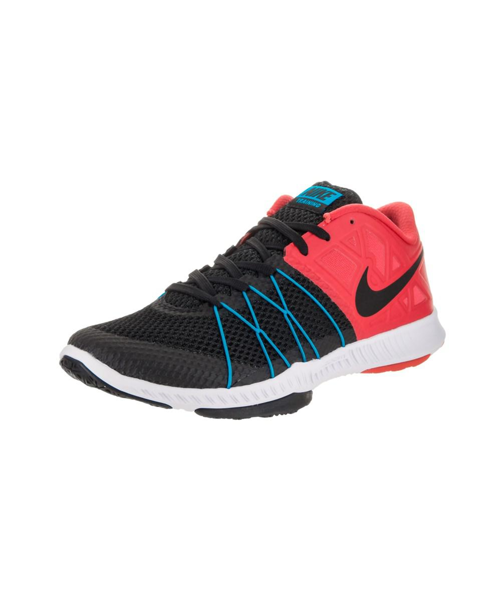 0d0e9afbb32c6 Lyst - Nike Men s Zoom Train Incredibly Fast Training Shoe in Red ...