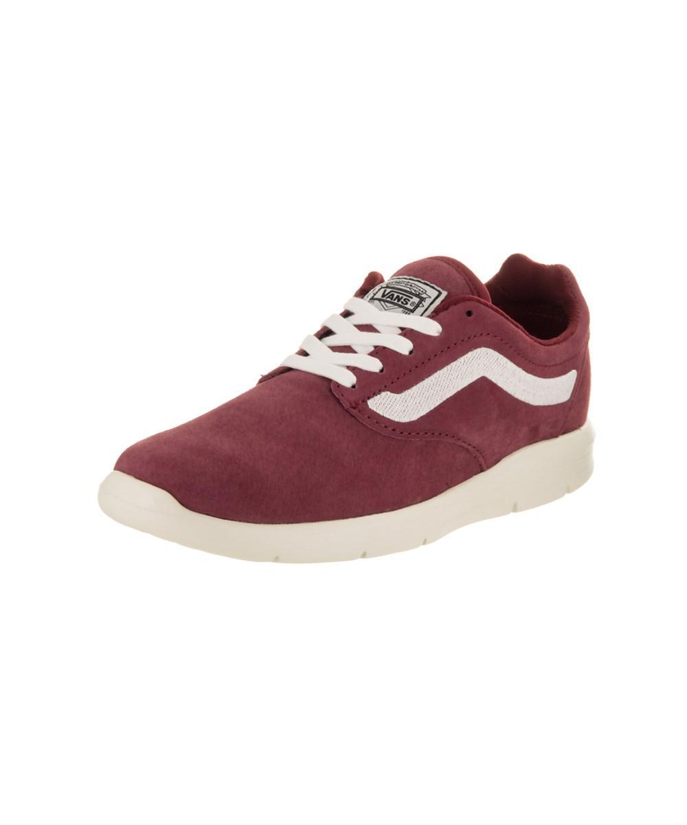 cb5a5e3e05d Unisex For retro Vans 1 In Skate 5 Iso Men Lyst Sport Shoe Red TRq5wC5