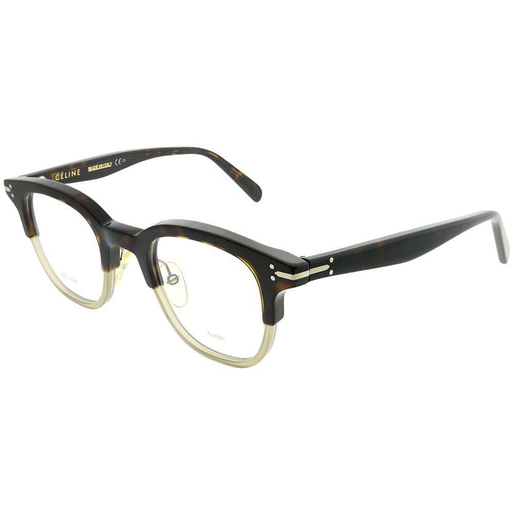 eff94802e99d Céline - Multicolor Erin Cl 41422 T6y Oplburghavabeig Square Eyeglasses -  Lyst. View fullscreen