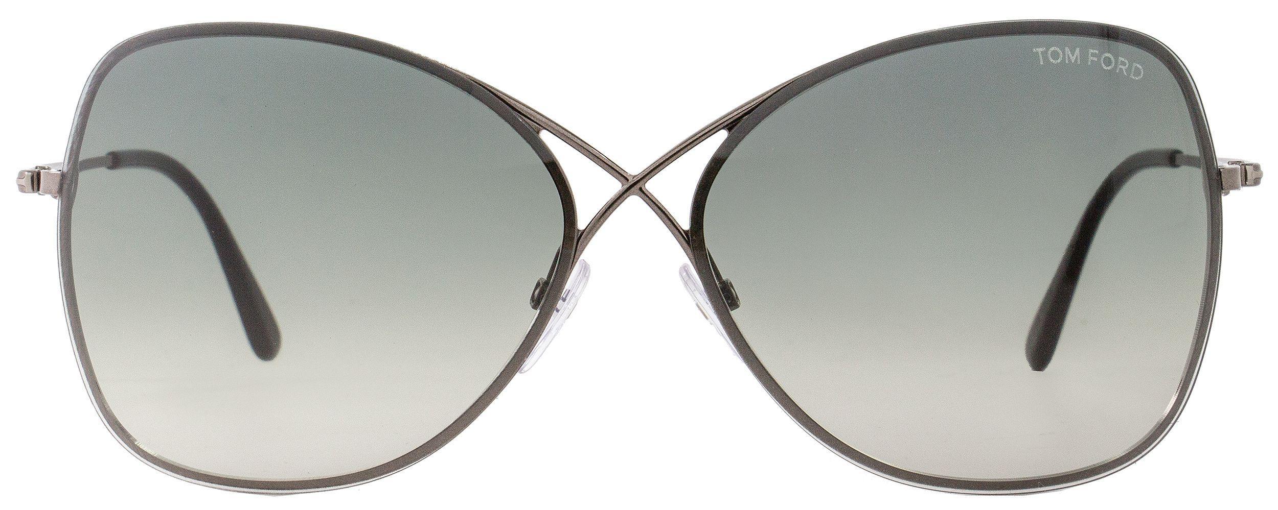 fd21d6e7d0b74 Tom Ford FT0250 Colette Source · Tom Ford Butterfly Sunglasses Tf250 Colette  08c Gunmetal black 63mm