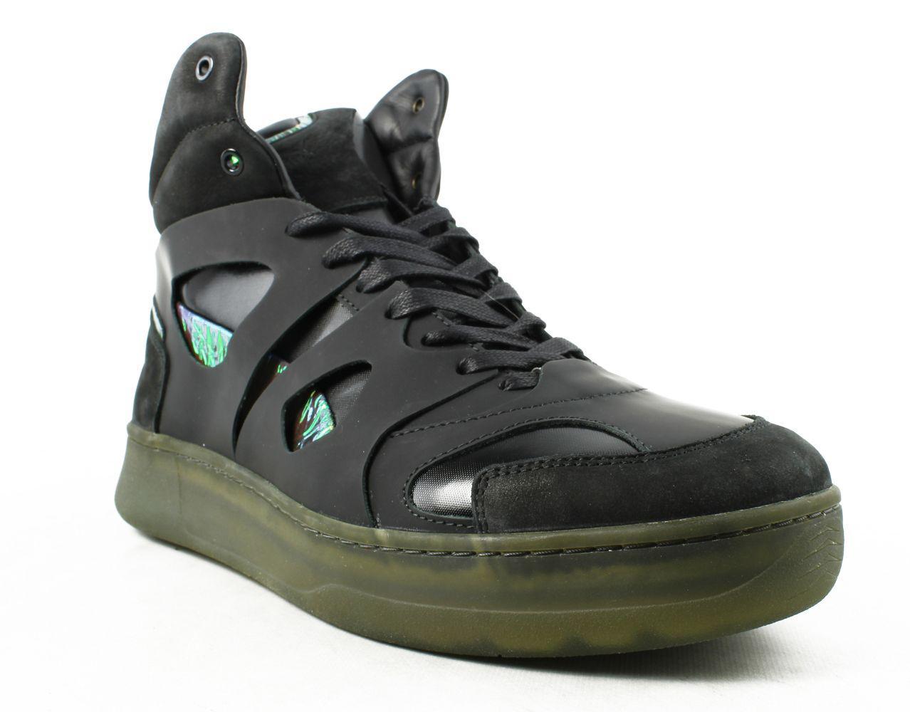 5a5df72c3d84 Lyst - Puma Mens Mcq Move Mid Black black Fashion Shoes Size 12 in ...