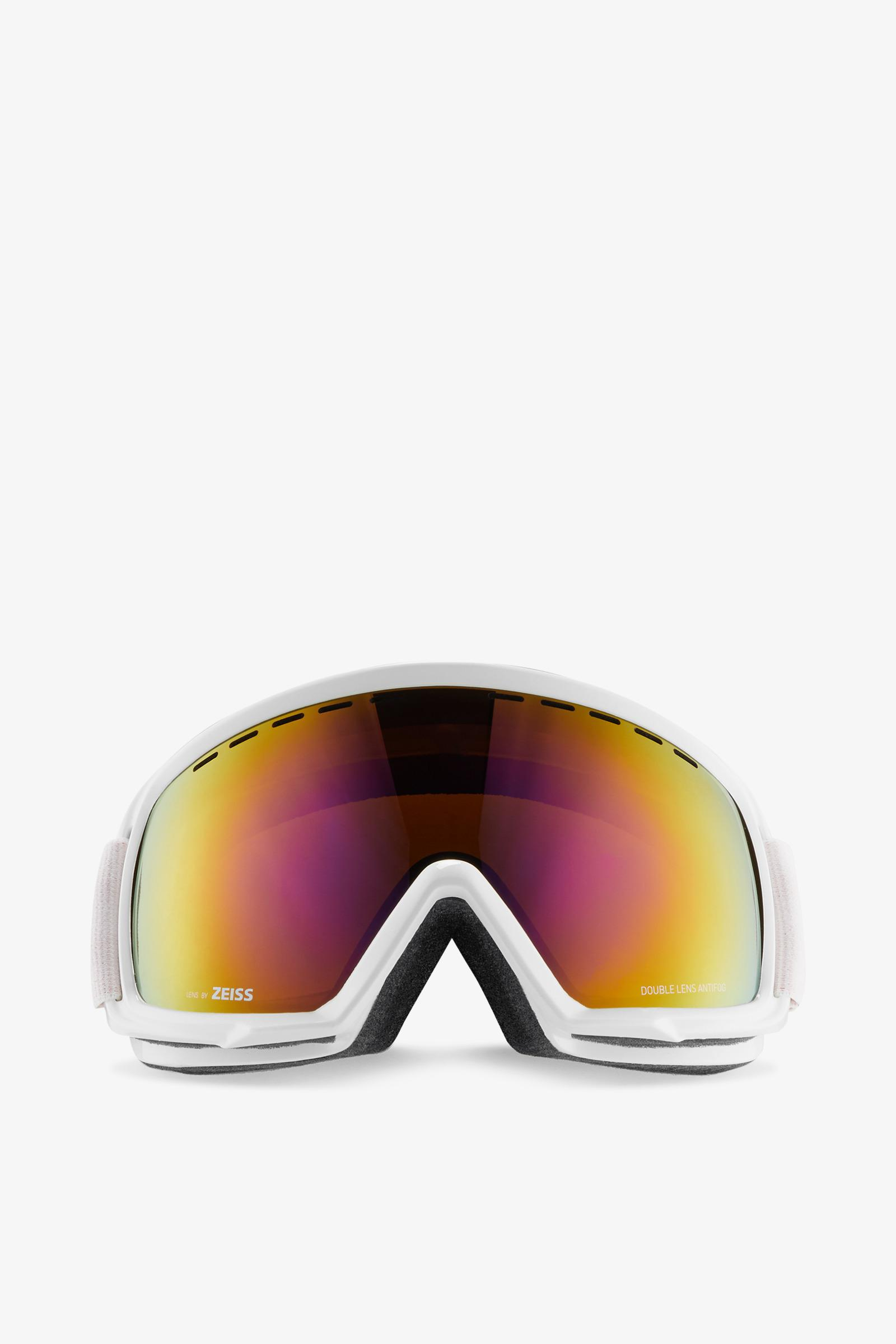 7633db656f9 Lyst - Bogner Fire+ice Ski goggles In White red in Red
