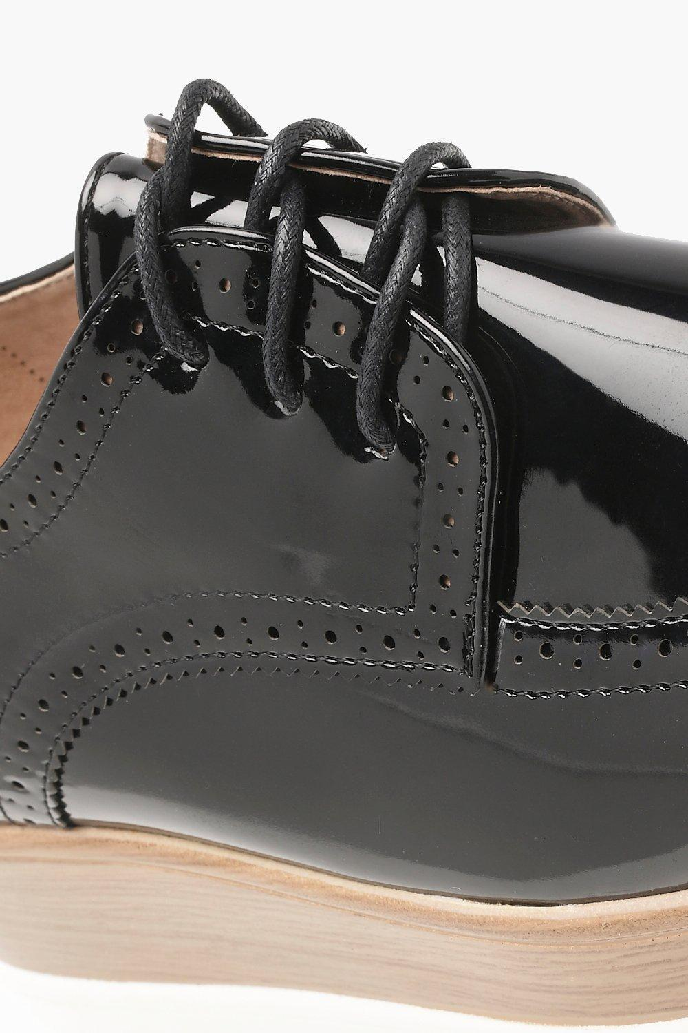 Mia Cleated Lace Up Brogues wcfsKMFL