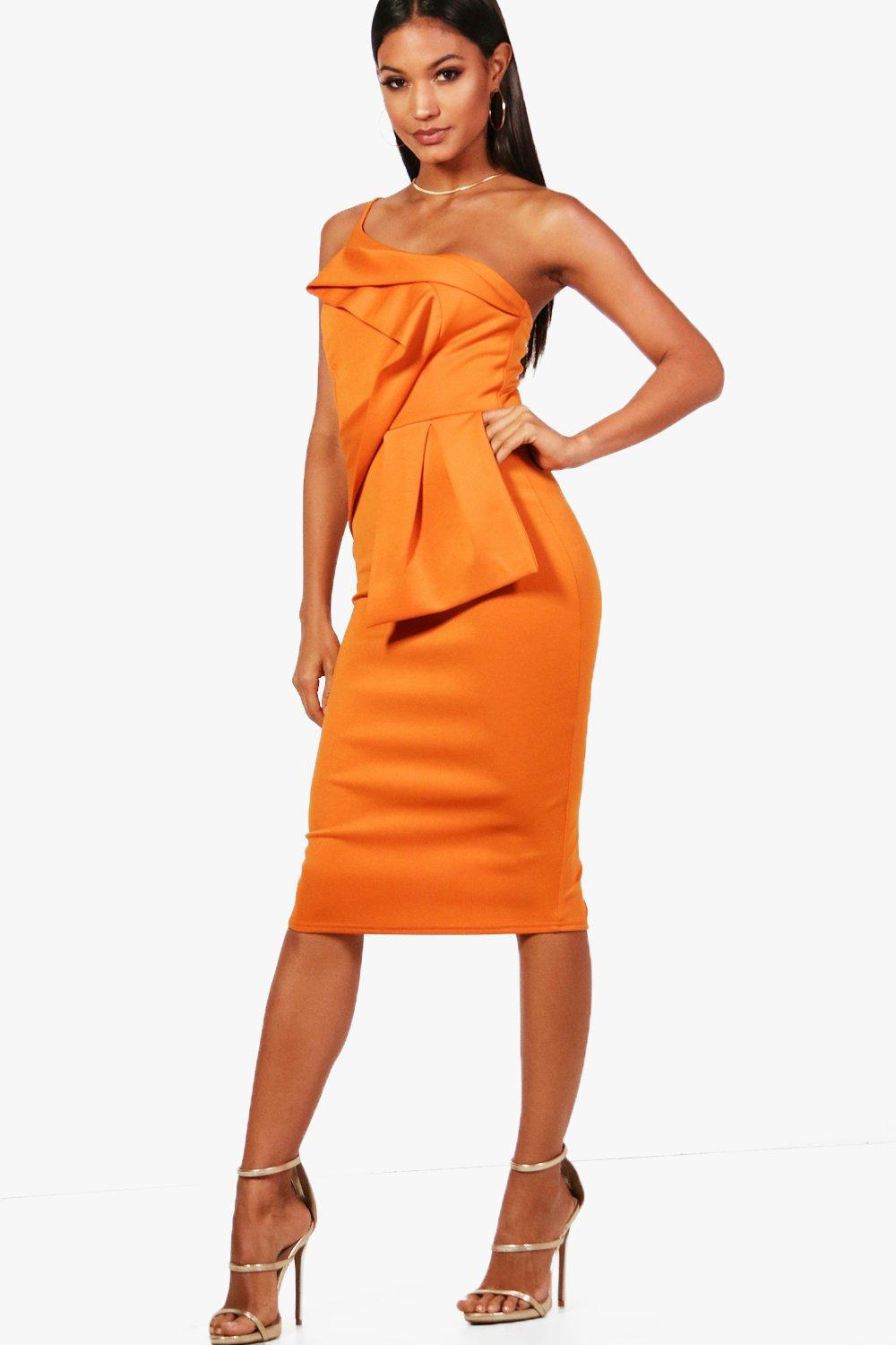 fe9e64d974f471 Gallery. Previously sold at  Boohoo · Women s Midi Dresses ...