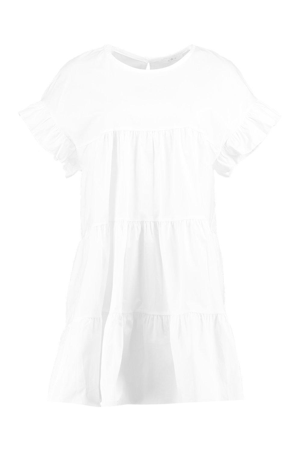 de4e5cf9a707 Gallery. Previously sold at: Boohoo · Women's Tiered Dresses