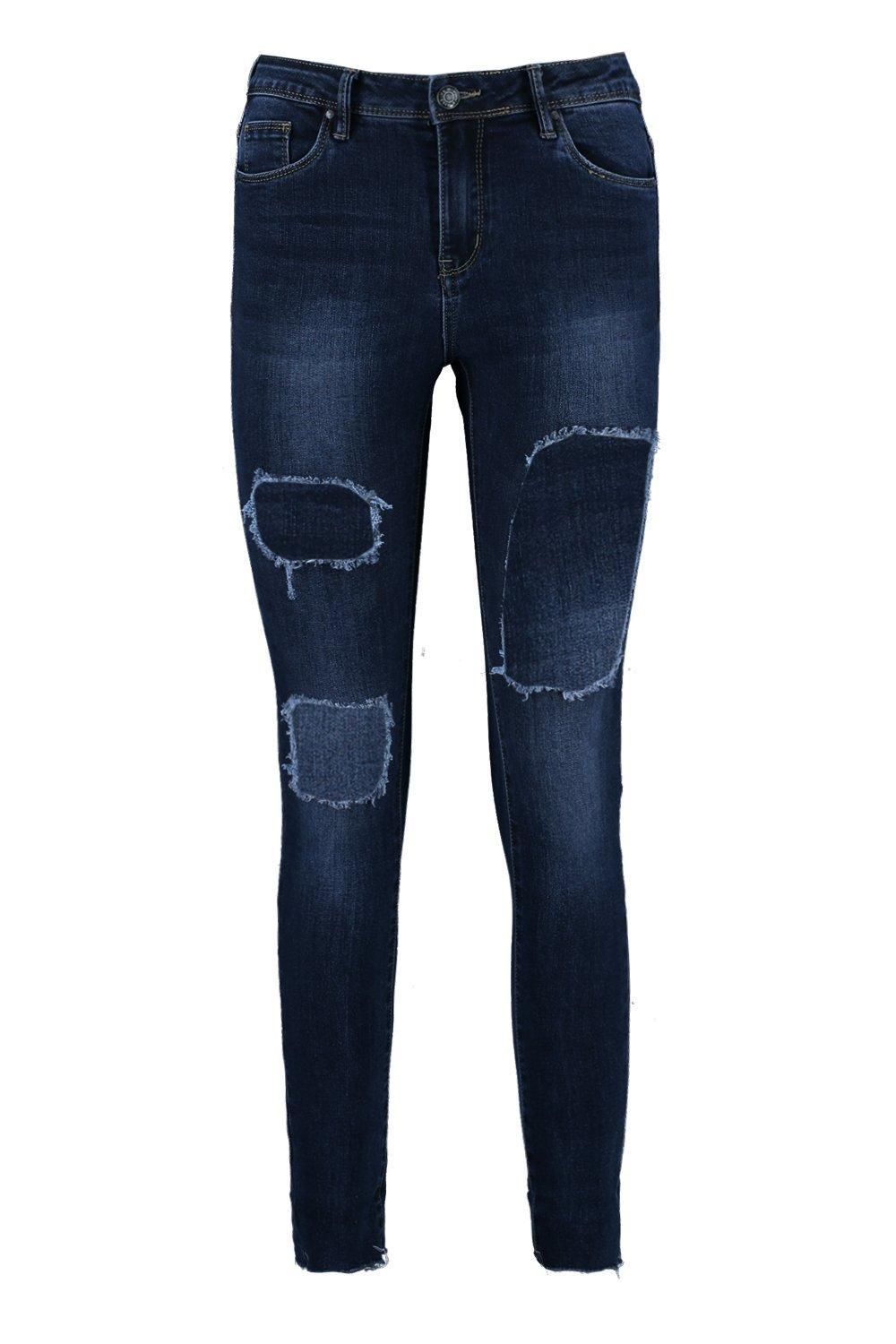 0e9446e998a Gallery. Previously sold at: Boohoo · Women's High Waisted Jeans ...