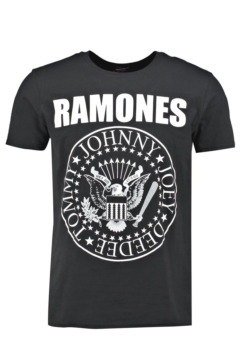 The Ramones official store on Merchbar has a great selection of Ramones merchandise for every Ramones fan. Whether you're looking for Ramones T Shirts or Ramones vinyl we've got what you need.