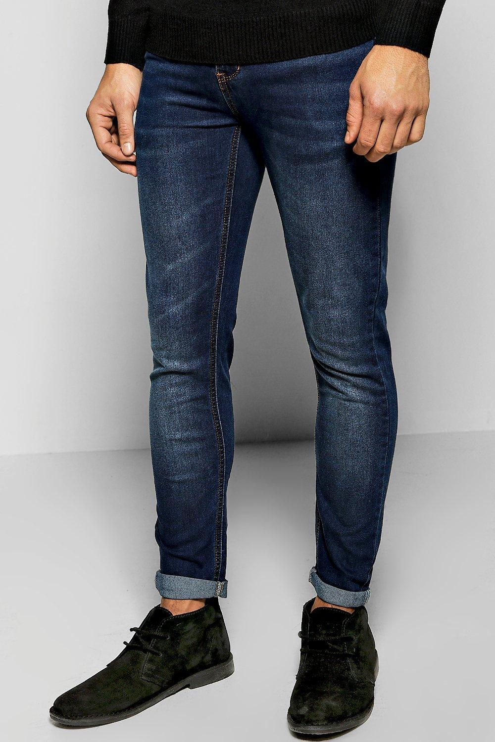 Boohoo Washed Stretch Skinny Denim Jeans Outlet Online Discount Codes Clearance Store Sale Pay With Paypal dqlo2Z