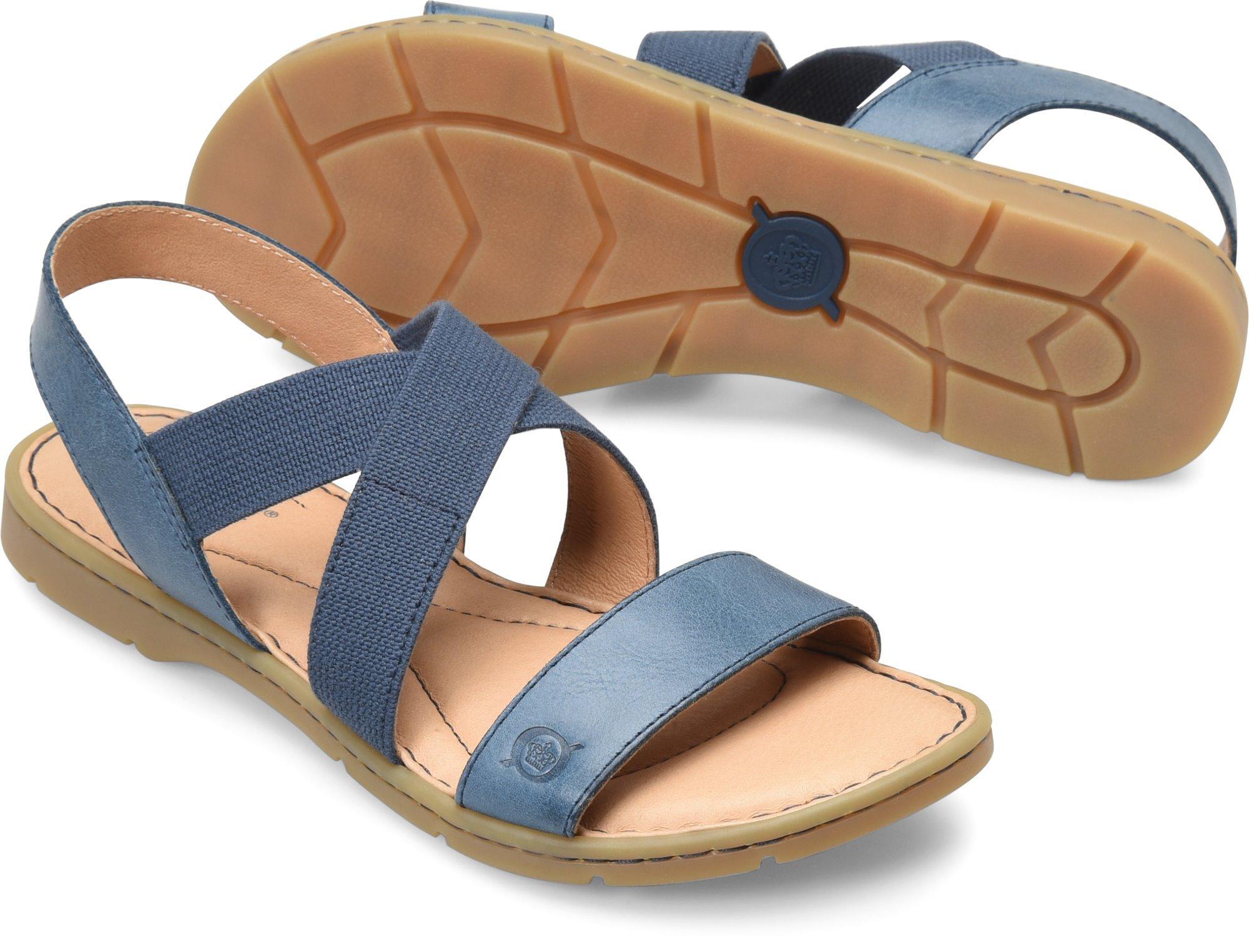 6d63a10213a1 Born Shoes - Blue Linden - Lyst. View fullscreen