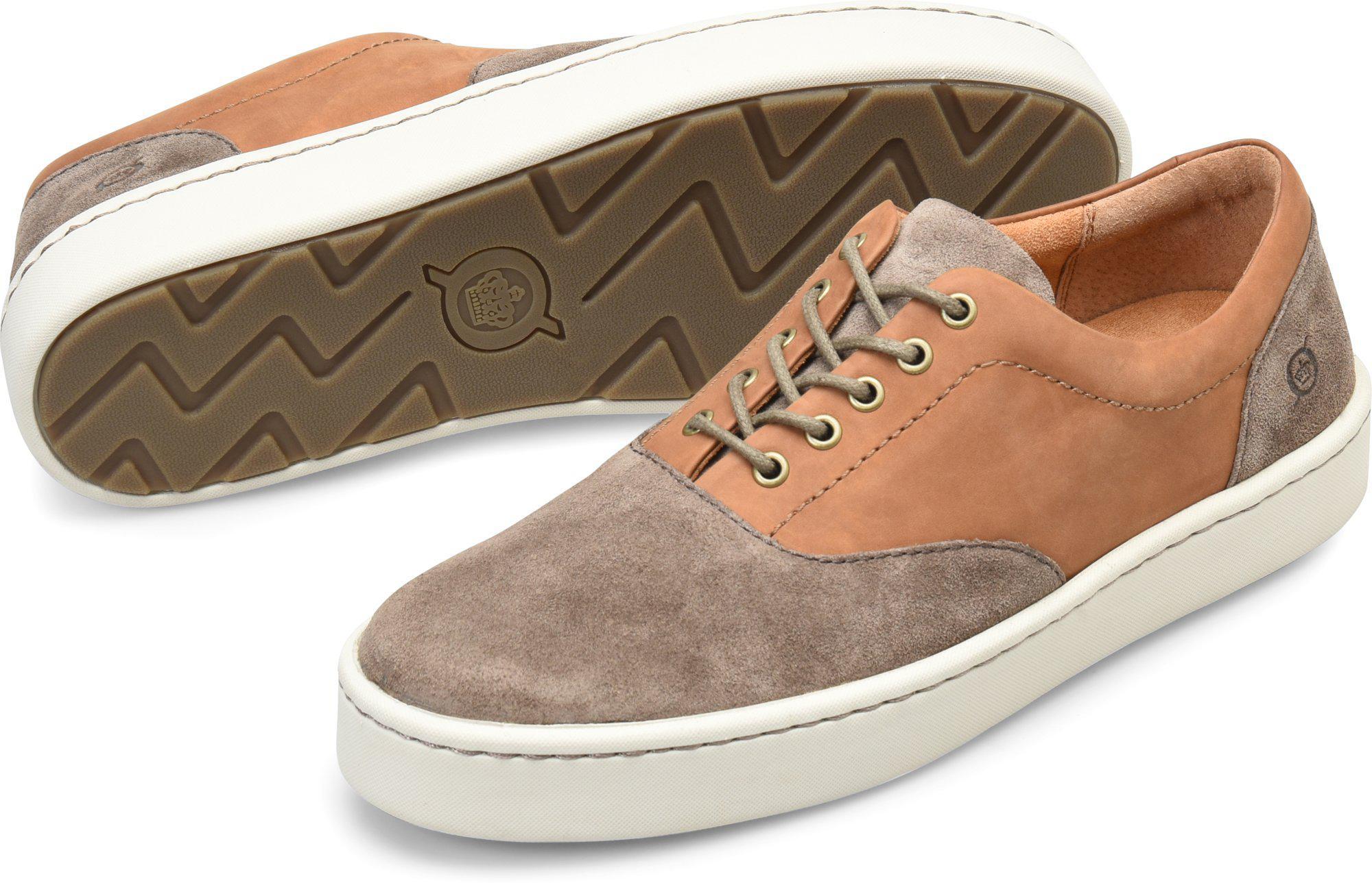 278d7e0bb18423 Born Shoes - Brown Keystone for Men - Lyst