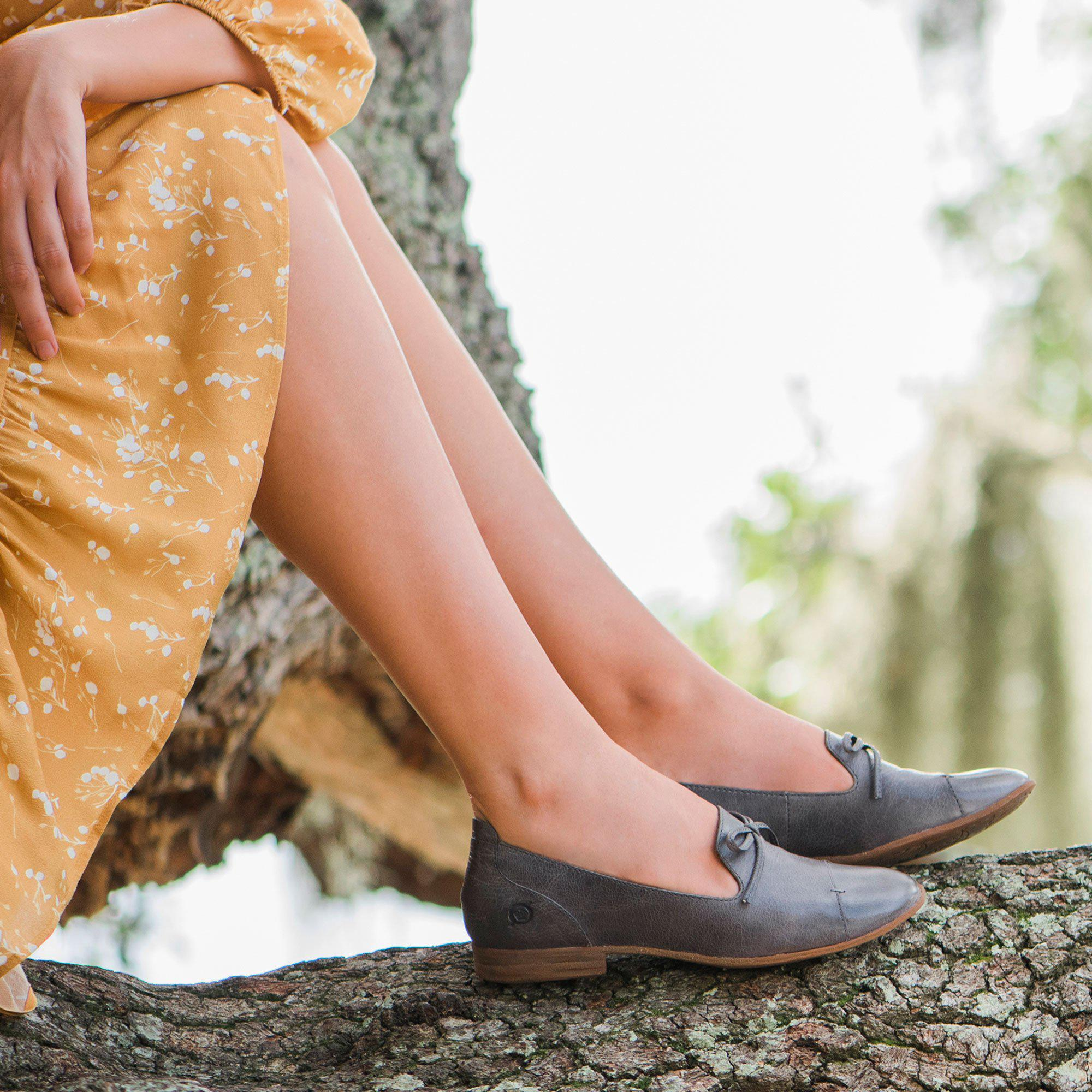 6c3c183fcd5 Born Shoes - Black Gallatin - Lyst. View fullscreen