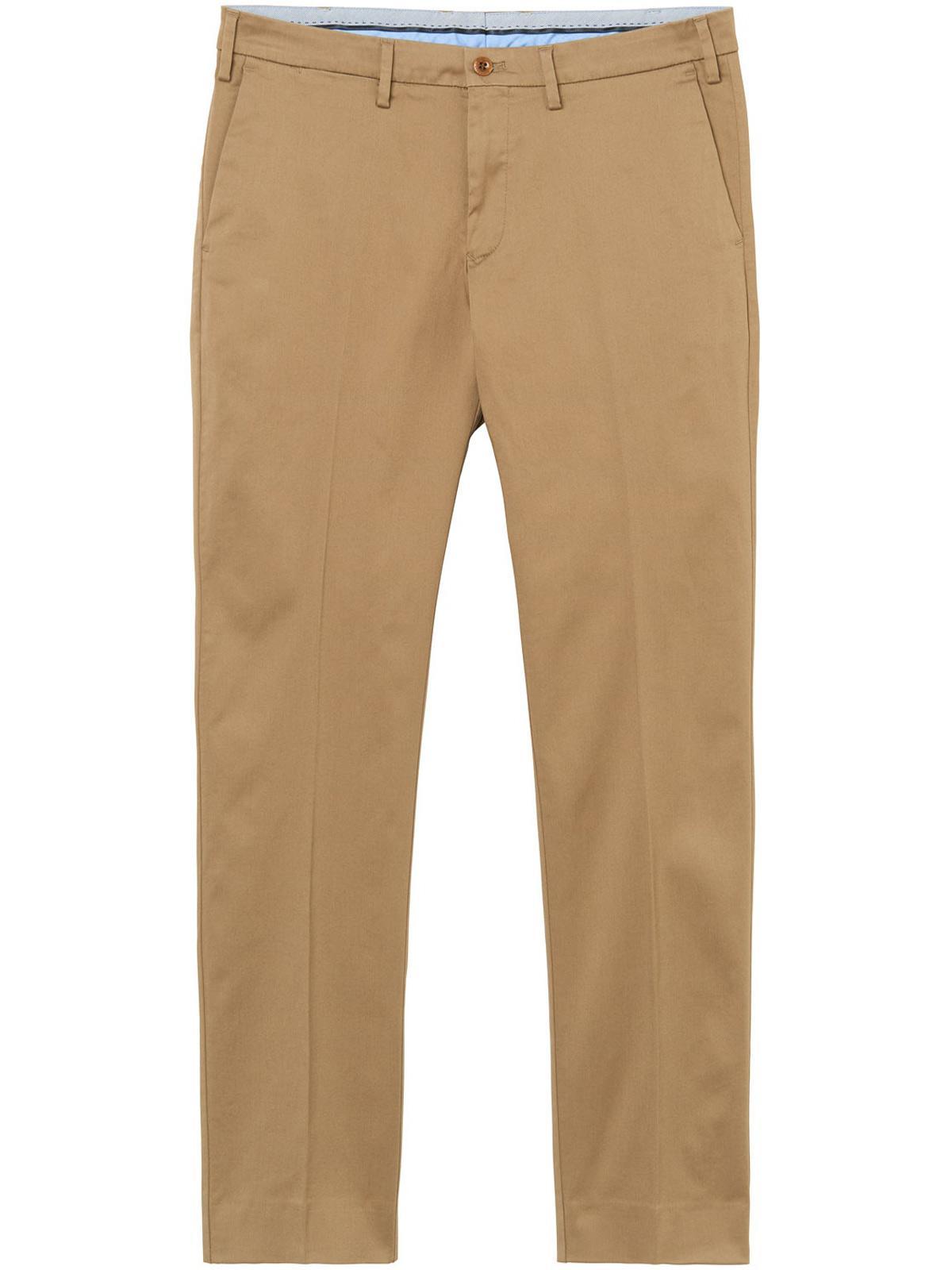 Mens Tailored Satin Slacks Slim Jeans GANT 6H4ra97Xr4