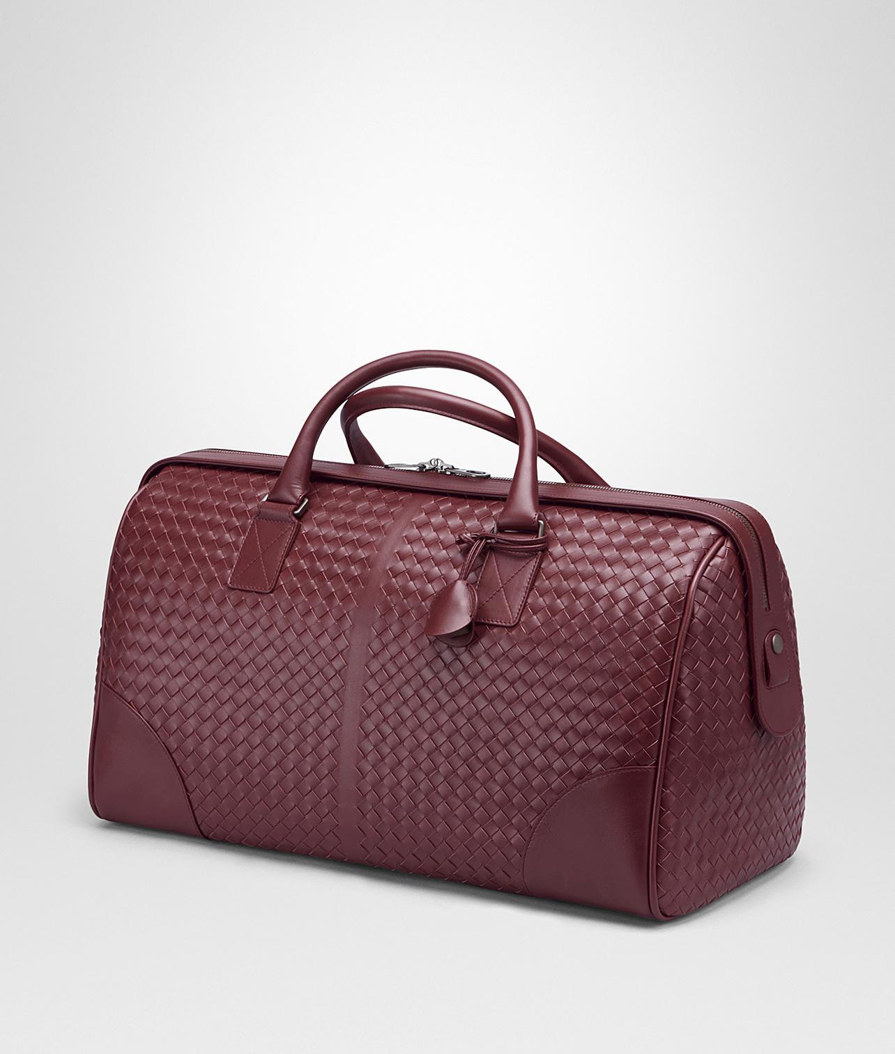Bottega Veneta - Purple Medium Duffle Bag - Lyst. View fullscreen d286093e2164d