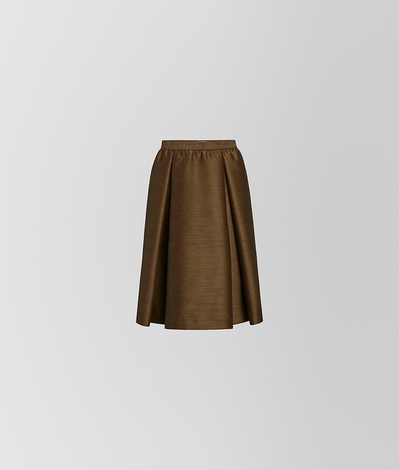 85381b5b27 Bottega Veneta Skirt - Lyst