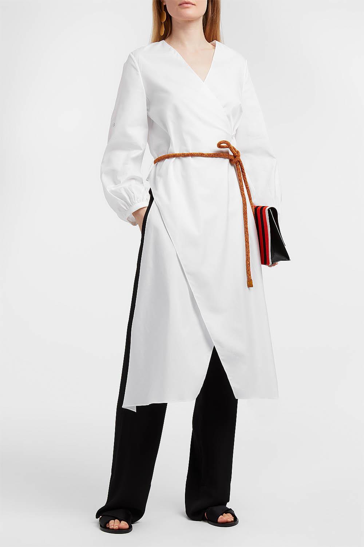 wide leg trousers - Black Veronique Leroy Store Cheap Online Marketable Cheap Price 43hzbXqvsp