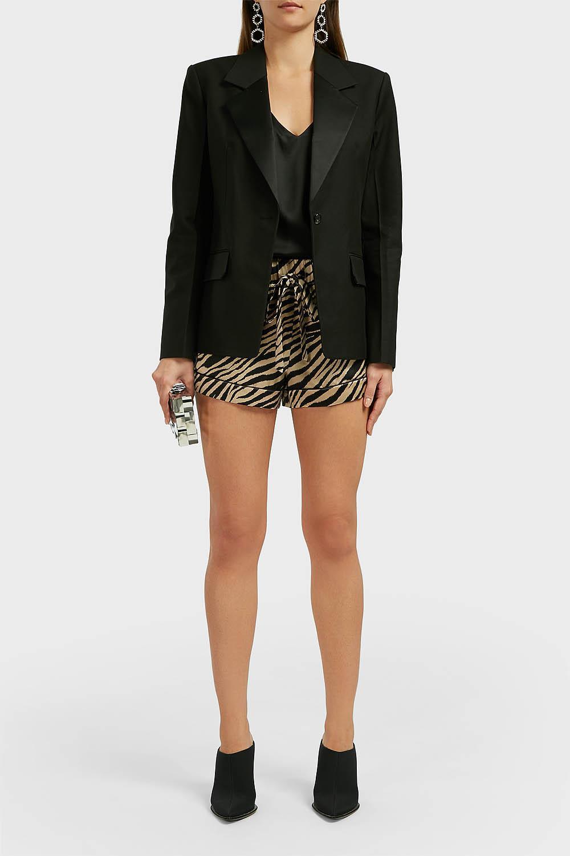 Anine Bing. Women s Diane Silk Pyjama Shorts f69293fa8