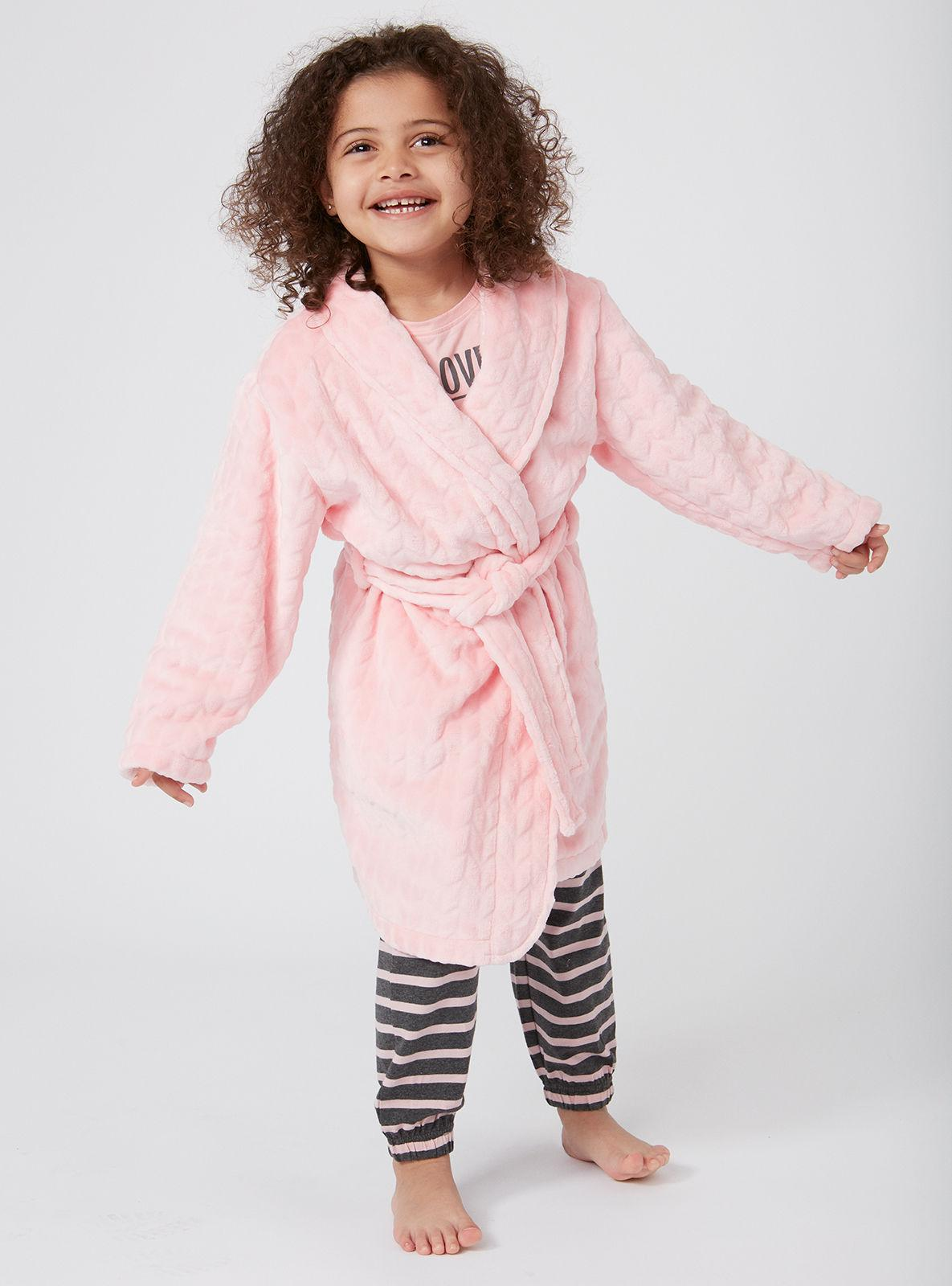 Lyst Boux Avenue Girls Clara Dressing Gown In Pink