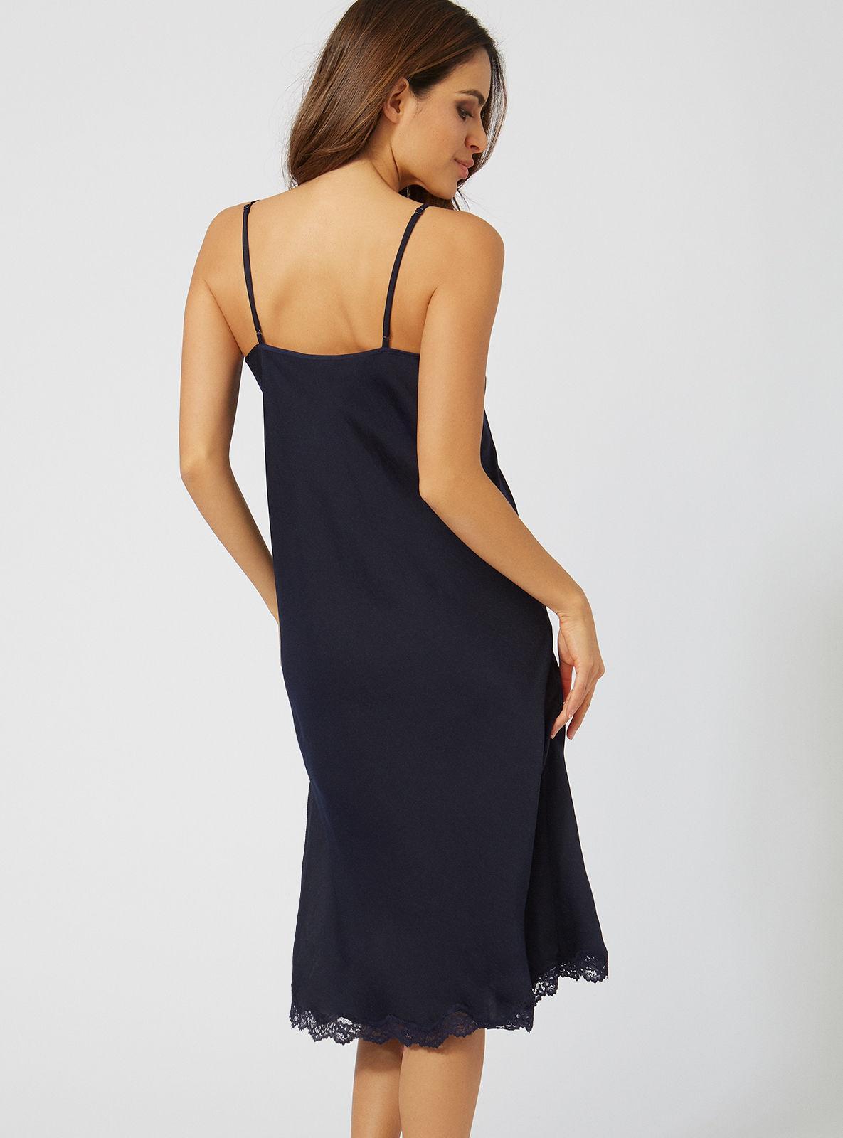 55171d9229 Boux Avenue - Blue Selena Midi Chemise - Lyst. View fullscreen
