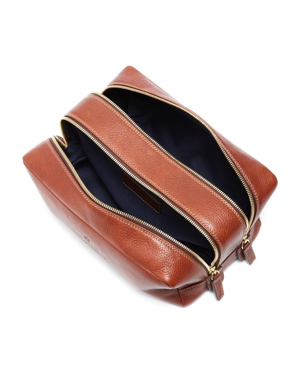 Mens Leather Travel Cases